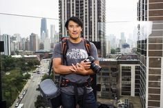 Adventure Photographer? - Jimmy Chin, has shot covers for National Geographic and Outside -  magazines - Pin with a Grin - Curated: John McLaughlin, Master Day Trading Coach - StockTwits - http://stocktwits.com/DayTradingCoach - Linkedin - www.linkedin.com/in/daytradingcoach  #photography #daytradingcoach #daytradingstocks