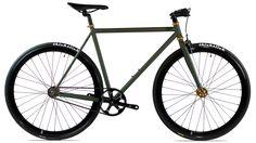 Tribe Bicycle Co Oz Fixed Gear Single Speed Bike