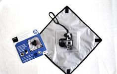 Any Bag is a Camera Bag with an Indigo Marble Wrap - A Review by Derrick Story