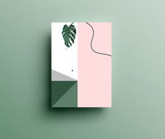 This Designer Challenged Herself To Make A New Geometric Poster Every Day - UltraLinx
