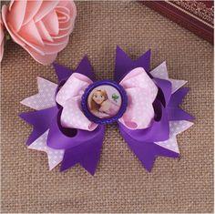 diy flowers minnie mickey baby girls hair clips for girls women of grosgrain
