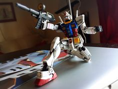 Gundam RX 78 - 2 / Let's go fight!