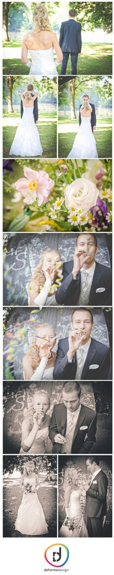 Hochzeitsshooting in Leipzig - Maria & Simon