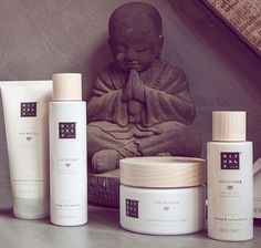 Have you seen our beautiful new Tiny Rituals collection for baby and mom…