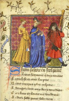 Roman de la Rose, MS M.245 fol. 25r - Images from Medieval and Renaissance Manuscripts - The Morgan Library & Museum