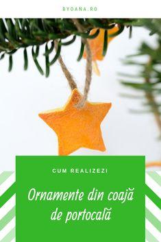 Decorațiunile din coajă de portocală pot folosi ca odorizant natural dar și ca ornamente pentru brad sau masa de Crăciun. #decoratiuni Carrots, Pineapple, Fruit, Vegetables, Food, Pine Apple, Essen, Carrot, Vegetable Recipes