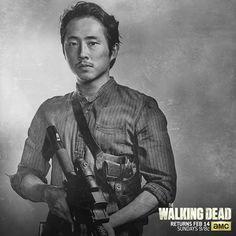 The Walking Dead's photo-STEPHEN YEUN