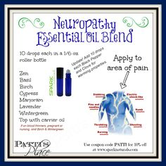 314 Best Neuropathy Images On Pinterest Aromatherapy Essential
