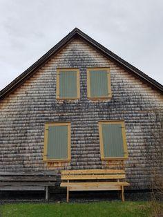 Parc du Bic,Québec Cabin, House Styles, Home Decor, Park, Homemade Home Decor, Cabins, Cottage, Decoration Home, Cubicle