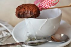 tartufi panna e cioccolato