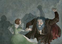 """""""Bluebeard"""" by Mateus Rios"""