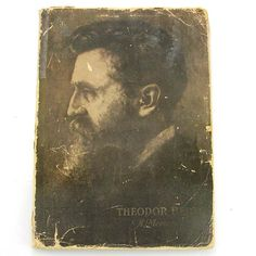 Theodore Herzl - a Memorial Book, New-York, 1929.