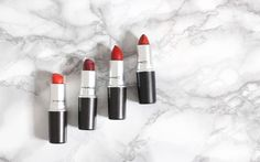 4 Matte MAC Red Lipsticks To Try (that are not Ruby Woo)