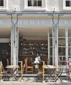 The Thomas Cubitt | London