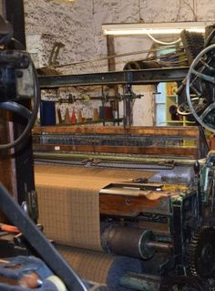 Islay-Woollen-Mill-Loom Woolen Mills, Bespoke Tailoring, Tweed Fabric, Loom, Design, Bespoke, Fabric Frame