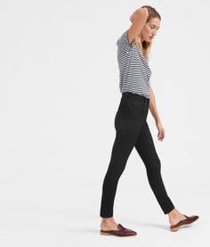 fb83a3f8799 The Flattering $68 Jeans With a Cult Following in Hollywood. High Rise ...