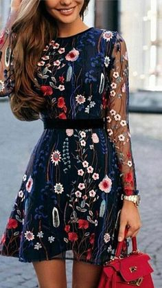 #Girly #Looks fashion Brilliant Outfit Trends