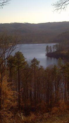 Just need some hot cider and a blanket for a peaceful getaway!  Lake Hope, Hocking Hills Ohio