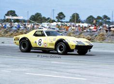 Heinz - Costanzo Corvette at Sebring 1970