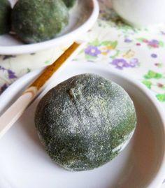 matcha-daifuku - Cuisine en bandoulière