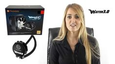 Thermaltake - Water 3.0 PRO Water 3, Youtube, Youtubers, Youtube Movies