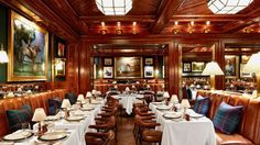 NYCs Best Restaurants For Celebrity Sightings