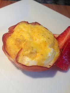 Low Carb Breakfast Muffin   Great website with other recipes