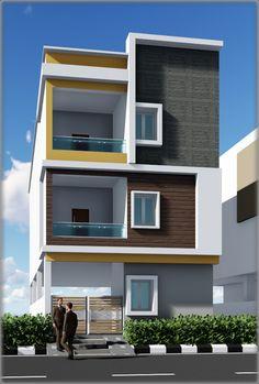 Bedroom Door Design, Bedroom Doors, Bungalow House Design, House Front Design, House Elevation, Home Design Plans, Albums, Villa, Houses
