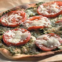 The Fastest Homemade Pizza Ever