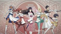 Sakura Wars Staff, Anime Adaptation Ending Tease Sequel Sakura Wars, Ps4 Exclusives, Strike Witches, Online S, Lucky Star, Good Jokes, Sword Art Online, The Incredibles, Character Design