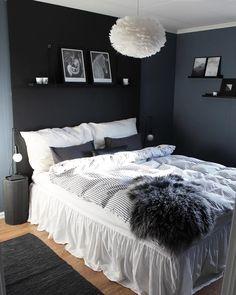 """4,124 curtidas, 83 comentários - I.R Decor by Iris Røstad (@i.rdecor) no Instagram: """"• Bedroom • Inn å sjekk min splitter nye nettbutikk på www.irdecor.no/butikk da vel!…"""""""