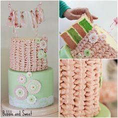 DISNEY FROZEN CUPCAKE CAKE | Frozen Cake Ideas The cupcake decorating.