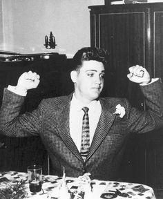 Elvis Presley Forever - tcb-elvis: Elvis Photographed, 1956