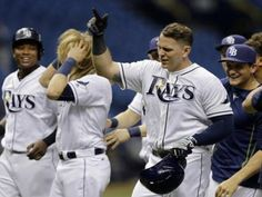 The Tampa Bay Rays re-signed first baseman Logan Morrison, added outfielder Rickie Weeks, and Stu Sternberg discusses stadium search.