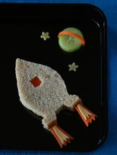 Lanche estrelar - 7 (© Foto: Funky Lunch)