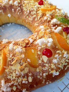 Dulce Silvita: Receta Roscón de Reyes Sin Gluten