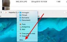 I metodi per trasferire foto da iPhone al Mac Dopo aver scattato centinaia o migliaia di foto con il vostro iPhone, è venuto il momento di trasferirle sul Mac per conservarle o per svuotare la memoria dell'iPhone. In questa guida vediamo come tr #iphone #mac #foto