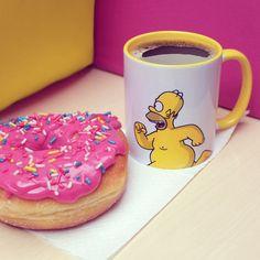 The Simpsons 1 - Loucos por canecas