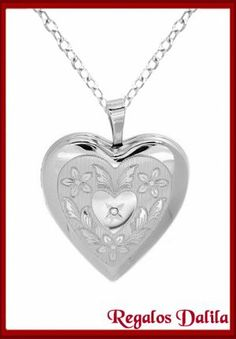 Regalos Dalila   Anillos de plata   Pulseras de plata   Aros de plata   Dijes   Cadenas de plata   Joyas de plata   Joyeria online: Relicari...