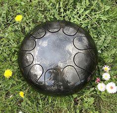 Tongue drum  Tank drum Handpan  Steel drum Ethnic music  Happydrum  Music meditation Percussion Traveling