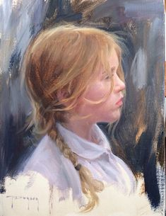 """Already Strong"" oil Robert Duncan pinner Robert Duncan Paintings I Love, Beautiful Paintings, Robert Duncan Art, Portrait Art, Portrait Watercolour, Oeuvre D'art, American Artists, Love Art, Amazing Art"
