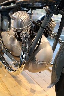 OldMotoDude: 1953 Victoria Bergmeister on display at the Barber Vintage Motorsports Museum -- Birmingham, Al.