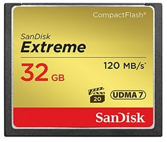 SanDisk Extreme 32GB Compact Flash Memory Card UDMA 7 Speed Up To 120MB/s- SDCFXSB-032G-G46 SanDisk http://www.amazon.com/dp/B00NUB2Q9E/ref=cm_sw_r_pi_dp_.u7jwb0AY7RJC