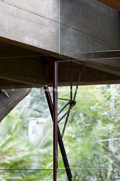 Architect's House Restoration, Butantã Brazil | Paulo Mendes da Rocha | Photo : Leonardo Finotti