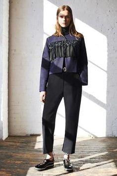 Suno Pre-Fall 2015 Fashion Show: Complete Collection - Style.com