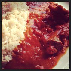 Osso bucco de dinde, Recette sur demande de l'Osso bucco de dinde #food #cuisine #faitmaison #ossobucco #riz #platprincipal #salé par MéméMoniq - Food Reporter
