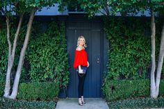 Cute Tops To Wear on Valentine's Day Date Night | The Style Scribe