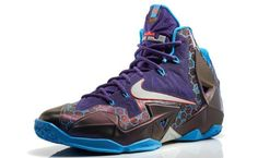 "best loved 3c20e 71fe9 Nike LeBron 11 ""Summit Lake Hornets"""