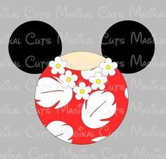 Lilo Mouse Ears SVG, Studio, EPS, and JPEG Digital Downloads – Magikal Cuts