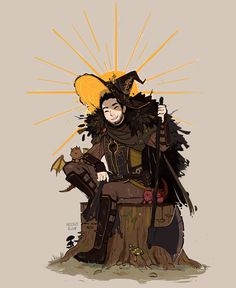 "missusruin:""Super belated witchsona commission for Osco. Male Character, Fantasy Character Design, Character Portraits, Character Creation, Character Design Inspiration, Character Concept, Character Drawing, Concept Art, Character Ideas"